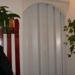 Műanyag harmónika ajtó