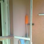 Fix keretes szúnyogháló ajtóra